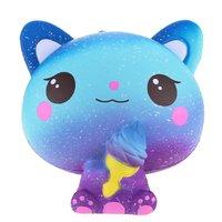 blue-ice-cream-cat