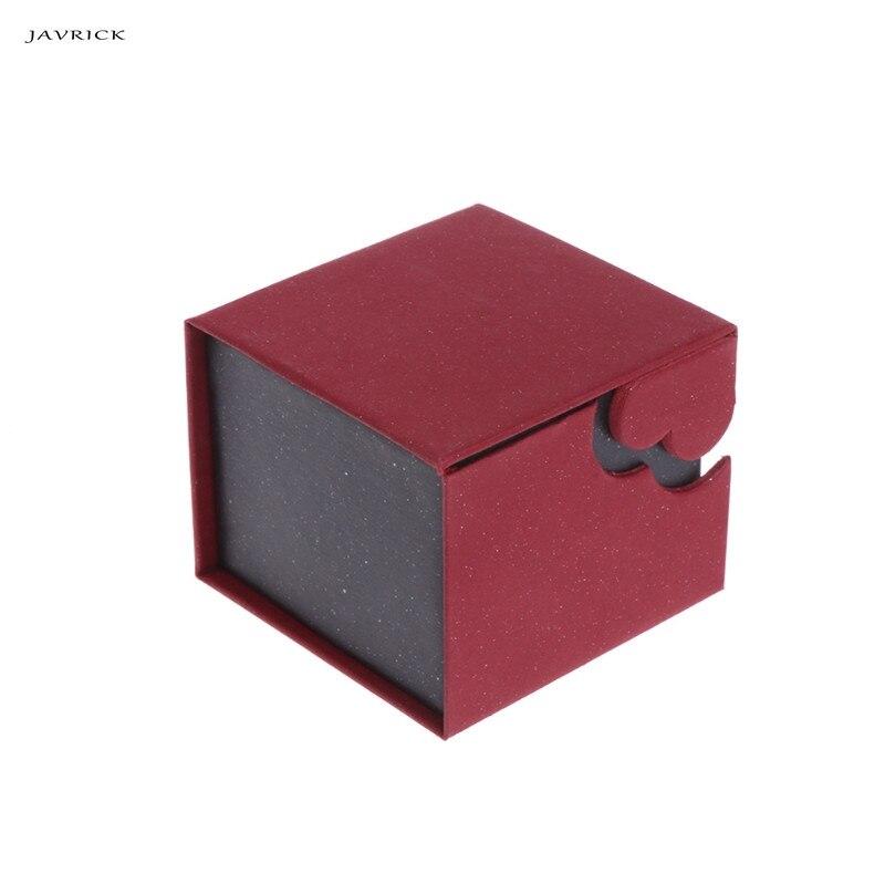 JAVRICK Jewelry Box Earrings Bracelet Bangle Necklace Pendant Ring Gift Soft Display Case Wedding Jewelry Display