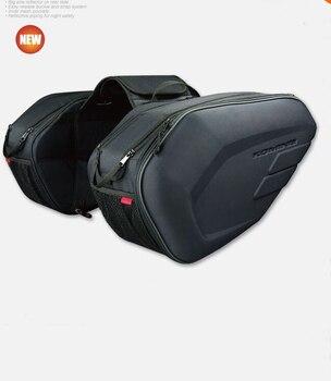 Komine SA-212 saddle bags motorcycle luggage bag tail bag panniers motocross MOTorcycles FRE
