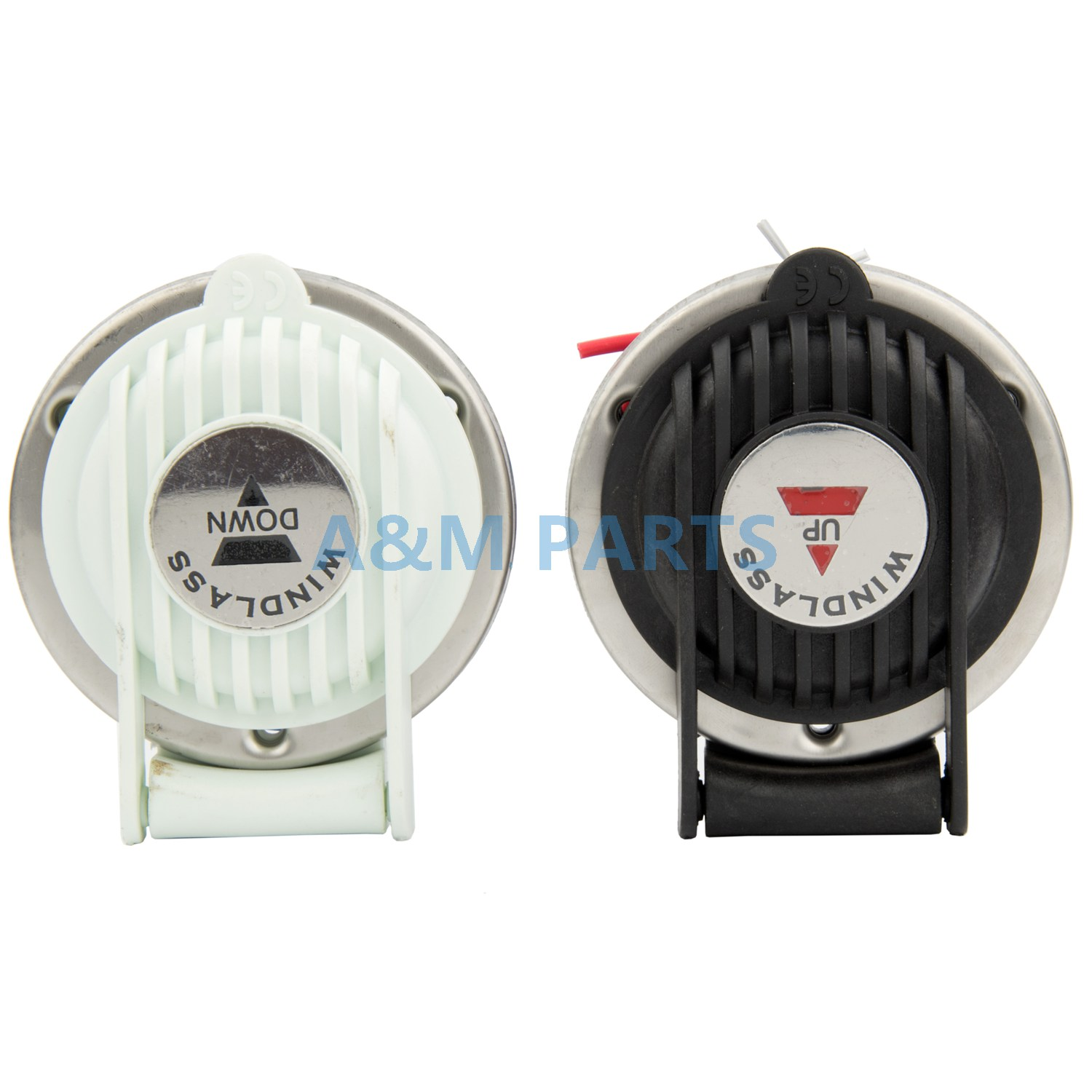 Marine Anchor Windlass Foot Switch Compact for Boat Anchor Winch Up & Down Pair цена