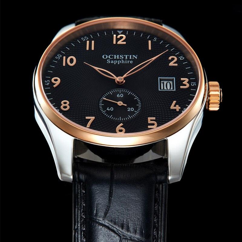2016 Fashion Ochstin Quartz Wrist Watch Men Clock Famous Top Brand Luxury Military Watches Sport Quartz-watch Relogio Masculino
