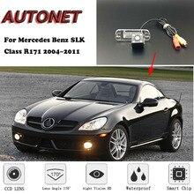 AUTONET резервная камера заднего вида для Mercedes Benz SLK класса R171 2004~ 2011 Ночное видение парковка/номерной знак