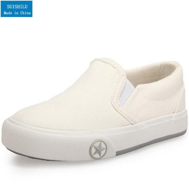 a7156b4c50ad5 Chaussures toile enfant chaussures bébé 2019 nouvelles chaussures  décontractées enfants baskets pour garçons et filles