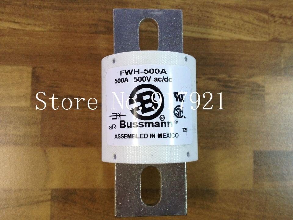 [ZOB] les états-unis Bussmann FWH-500A BUSS 500VAC/DC fusible fusible original-2 pcs/lot