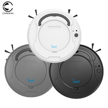 Robot Vacuum Cleaner for Home Office Rechargeable Auto Sweeping Dirt Dust Smart Mop Floor Corners Dust Cleaner Sweeper Washing