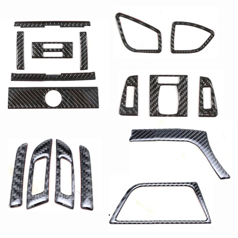 lsrtw2017 carbon fiber car vent trims for bmw 3 series f30 f31 f34 f32 2013 2014 2015 2016 2017 2018 320 420 330 318 328 335 in Interior Mouldings from Automobiles Motorcycles