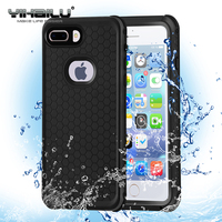 Waterproof Case For IPhone 7 Plus Hybrid Swimming Dive Water Shock Proof Cover Outdoor Phone Cases