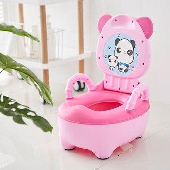 Portable Baby Potty Multifunction Baby Toilet Car Potty Child Pot Training Girls Boy Potty Kids Chair Toilet Seat Children's Pot 7