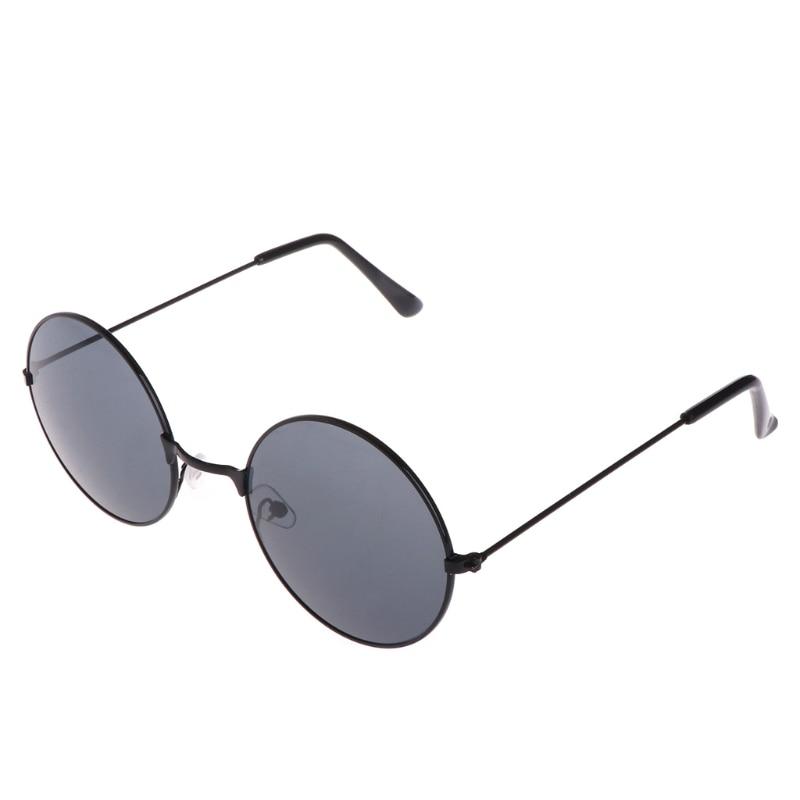 Мужские и женские универсальные очки для вождения автомобиля, анти-светильник, модные очки - Цвет: D