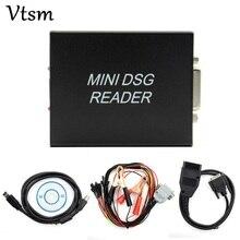 Мини DSG ридер(DQ200+ DQ250) для VW/AUDI выпуск DSG коробка передач чтения данных/Письма инструмент
