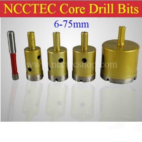 цена на 70mm Luxury stone Diamond Core Drill Bits FREE shipping | 2.8'' marble Ceramic tile concrete brick wall core bits