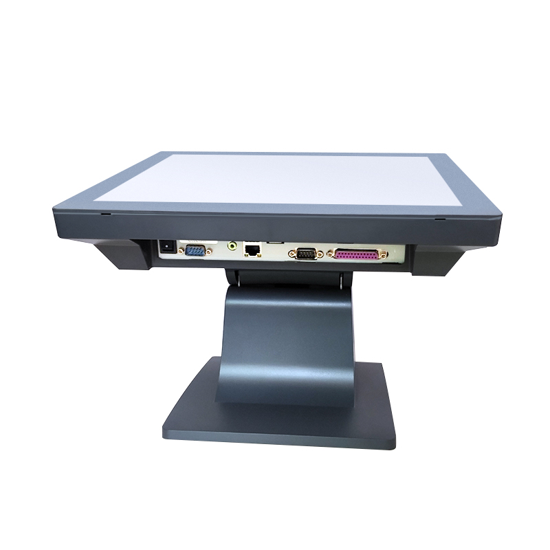 Newest!! 15 inch Resistive Touch Ture Flat Screen POS Terminal/All in One PCNewest!! 15 inch Resistive Touch Ture Flat Screen POS Terminal/All in One PC