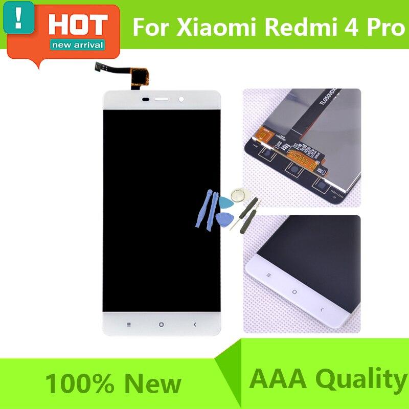 """imágenes para 5.5 """"pulgadas Para Xiaomi Redmi 4 Pro Pantalla LCD Con Digitalizador Táctil Montaje de La Pantalla Del Teléfono Móvil Para Xiaomi Redmi 4 Pro LCD"""