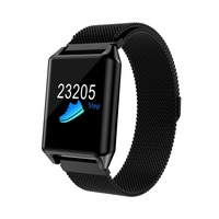 R11S colorful smart watch bracelet 3D screen heart rate/blood pressure/blood oxygen / exercise fitness device. With Android&IOS