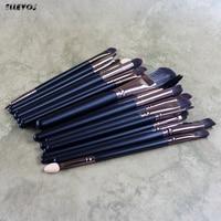 Professional Makeup Brushes Set 20 Pcs Powder Eyeshadow Foundation Eyebrow Eyeliner Lip Cosmetic Brushes Set Free