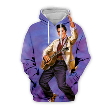 PLstar Cosmos Elvis Presley 3D Print Hoodie/Sweatshirt/Jacket/ shirts Men Women Tees hip hop apparel drop shipping