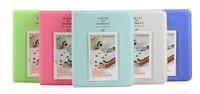 64 кармана 3 дюймов мини-пленка фотоальбом книга для Fujifilm Instax Mini 9 8 7 s 70 25 50 s 90 мгновенная камера имя держателя карты