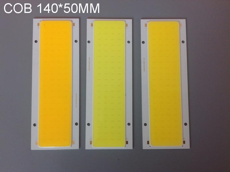 120x10mm 12 V 10 Watt LED COB Streifen Lampe Chip LED Panel Licht 4 Farben X