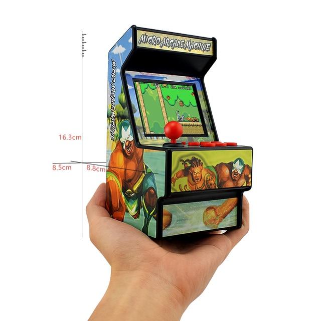Retro Mini Arcade Game Console 2