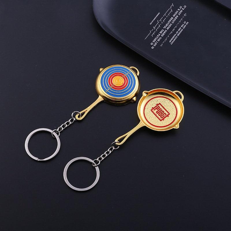 Bullseye Pan Keychains (11)