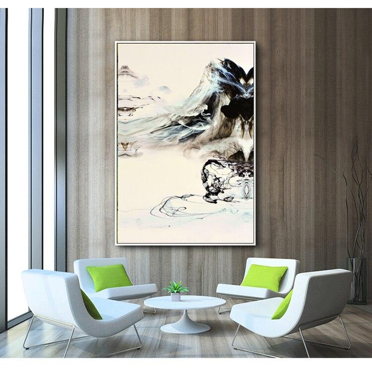 Ιμπρεσιονισμός μελάνι ζωγραφική HD - Διακόσμηση σπιτιού - Φωτογραφία 2