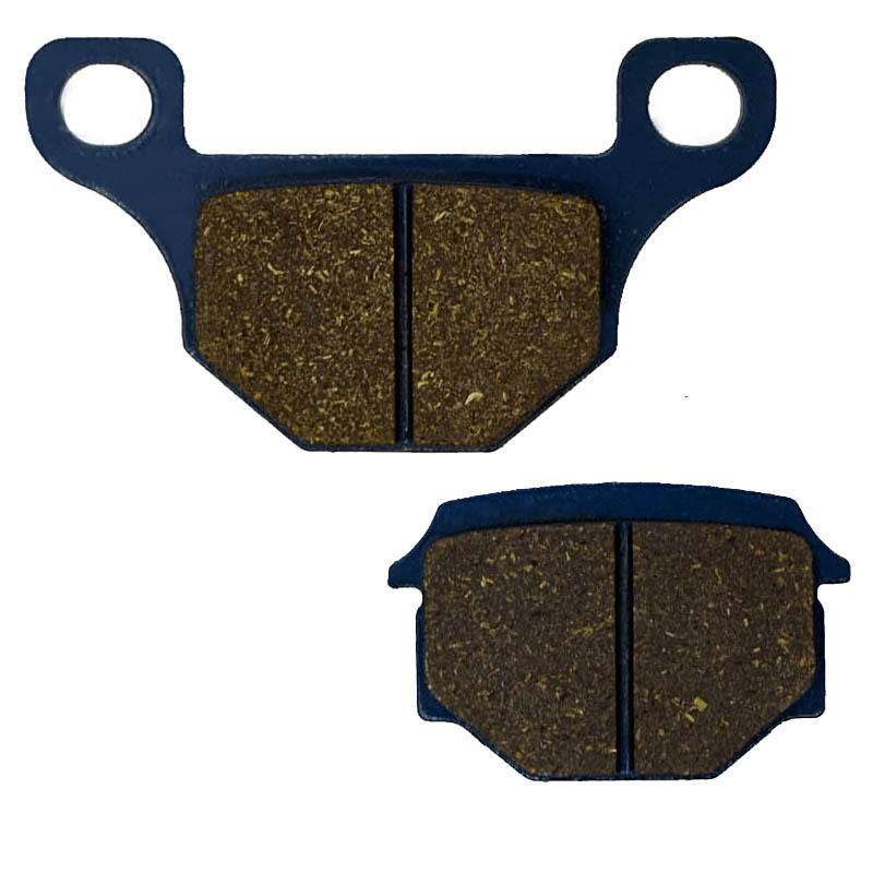 For RIEJU Tango 125 Tango125 Motard Cast wheel 08-10 Marathom 200 Marathon200 Pro SM 11-15 Motorcycle Brake Pads Rear
