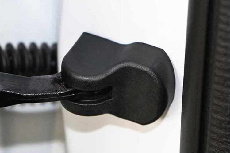 Image 4 - 4 шт. автомобильный Стайлинг, ограничитель двери автомобиля, чехол для Toyota Corolla Camry RAV4 Yaris Prius, автомобильный Стайлинг-in Наклейки на автомобиль from Автомобили и мотоциклы