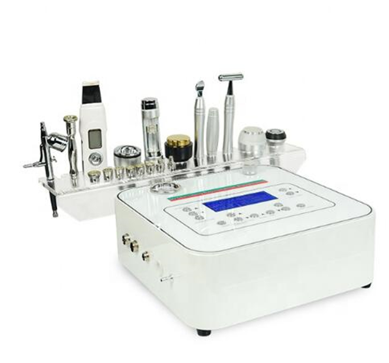 Microcurrent Face  Machine/professional Facial  Mesotherapy Electroporation Beauty Device