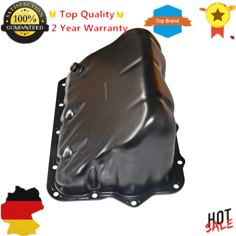 New ENGINE OIL SUMP PAN FOR SMART FORTWO 42 450 CABRIO ROADSTER CITY 0003015V004 apdty 375116 engine oil pan