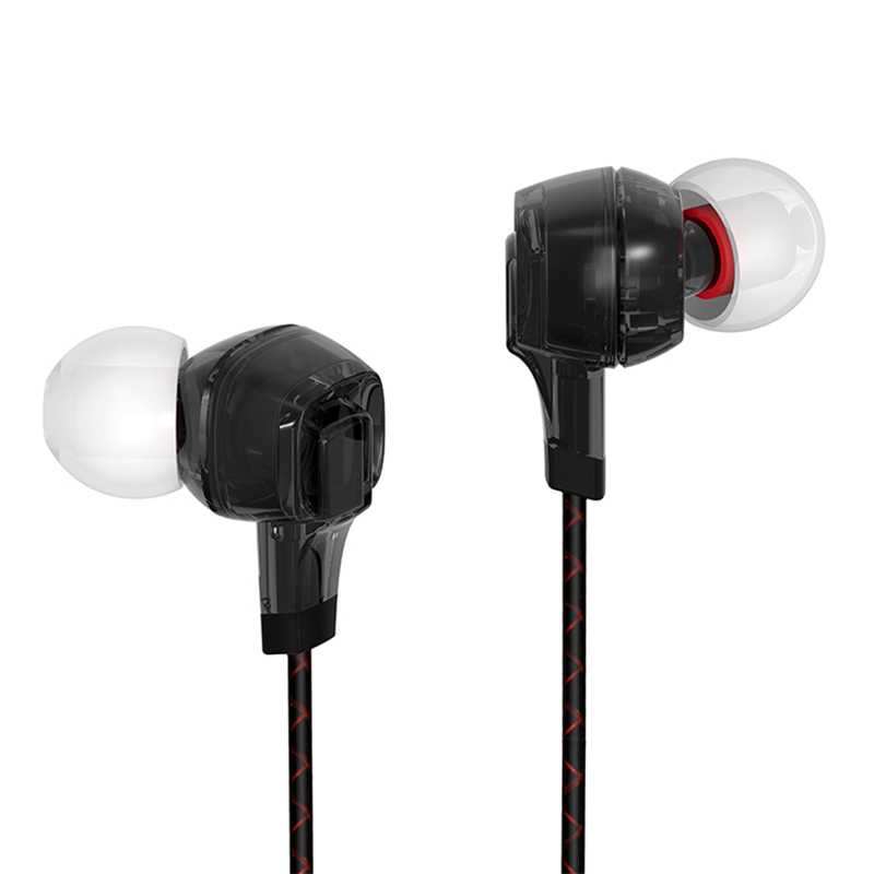 FIIO F1 Dynamic In-Ear Monitors Earphone with Microphone all new fiio f3 dynamic in ear monitors earphone with in line microphone and remote controls 3 5mm l shaped jack colorful earbud