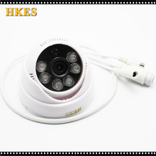HD Indoor 960P Wired Video Surveillance Security IP Camera with Audio and IR Night Vision