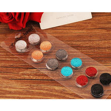6 Pcs Baru Fashion Warna-warni Bulat Berlian Imitasi Magnet Pin Bros Hijab Kristal Pin(China)