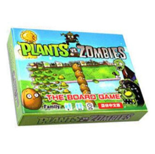 Aliexpress Com Comprar Plantas Vs Zombies Juego De Mesa Estrategia
