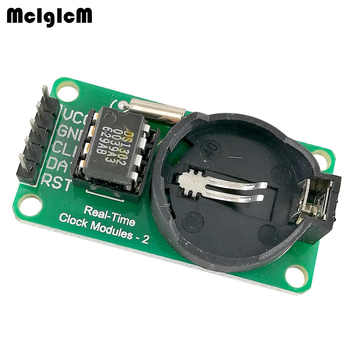 MCIGICM 100pcs Module DS1302 real time clock module without battery CR2032 - DISCOUNT ITEM  0% OFF All Category