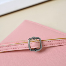 Lovely Animal Shaped Leather Girl's Crossbody Bag