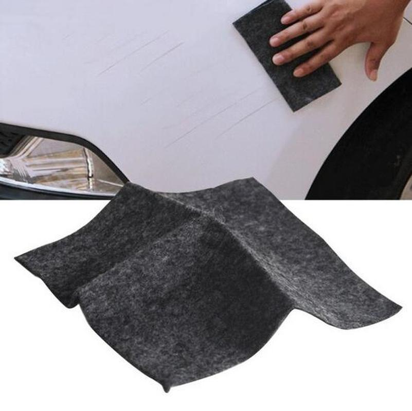 Fix Clear Car Wax Scratch Polish Cloth Automobile Light Paint Scratches Remover Scuffs Auto Accessories Fix 20X10CM