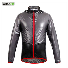 WOSAWE Bicycle Cycling Jacket Multi-function Rain Coat Jackets Waterproof Windproof MTB Mountain Road Bike Jersey with Hooded ultra light hooded bicycle jacket bike windproof coat road mtb aero cycling wind coat men clothing quick dry jersey thin jackets