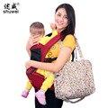2016The многофункциональный четыре раздела плечи младенческой младенческой поясной ремень пояс стул проведение стул слинг