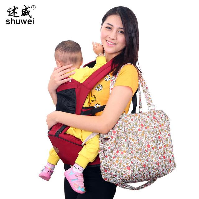 2016The tira da cintura multifuncional quatro seção ombros infantil do bebê infantil fezes cintura fezes de retenção infantil fezes do bebê sling