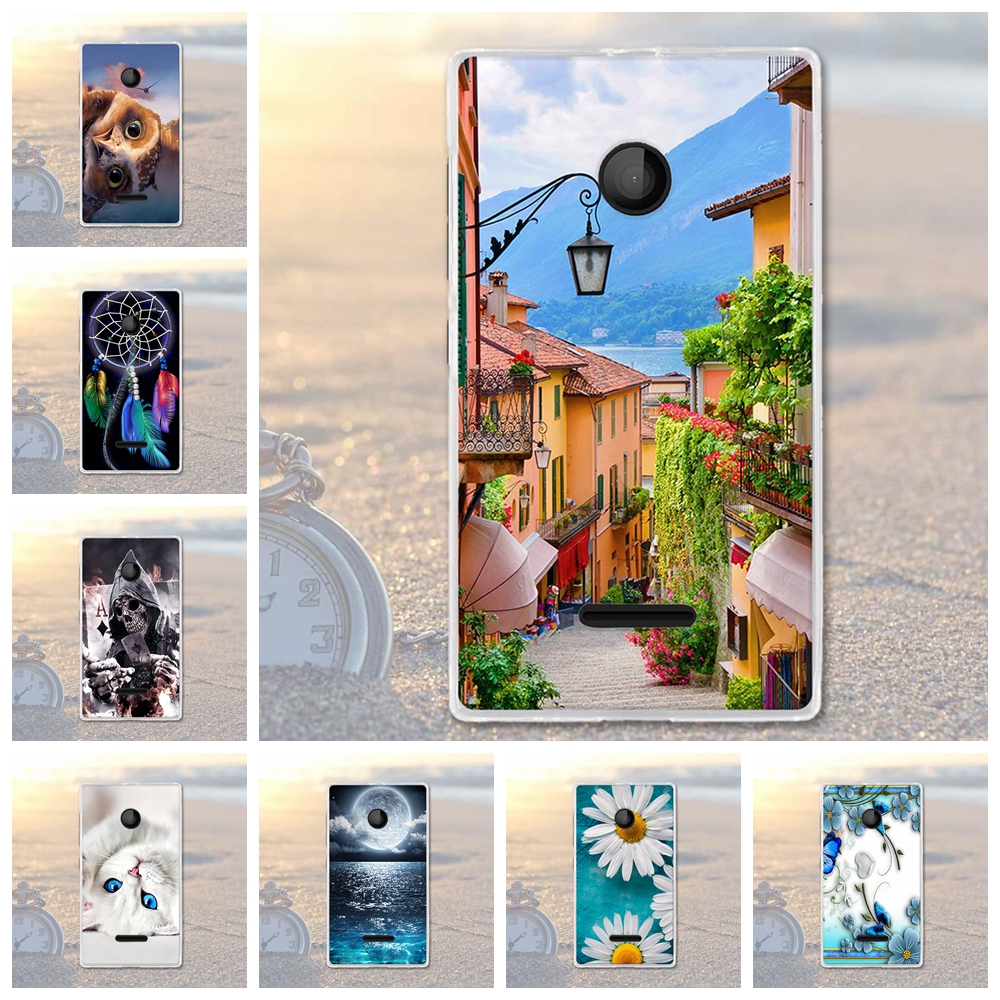 Soft TPU Silicone Phone Cases For Microsoft Nokia Lumia 435 N435 Covers 532 N532 Housing Bags Skin For Nokia Lumia 435 Shell