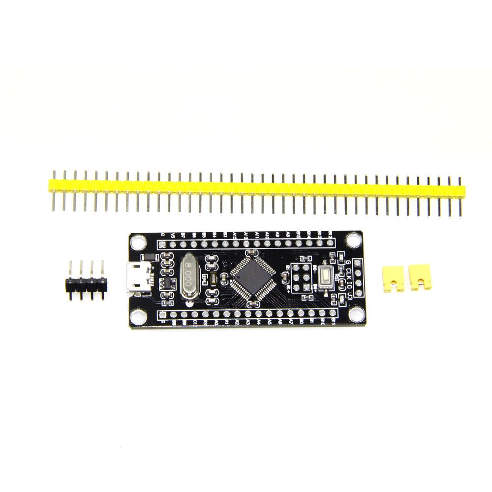 10pcs black STM32F103C8T6 ARM STM32 Minimum System Development Board Module For arduino