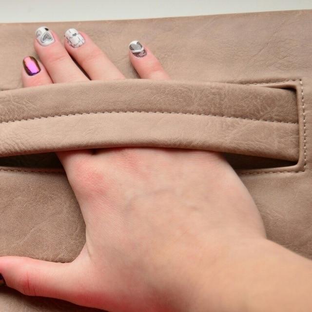 Fashion women's envelope clutch bag High quality Crossbody Bags for women trend handbag messenger bag large Ladies Clutches 3