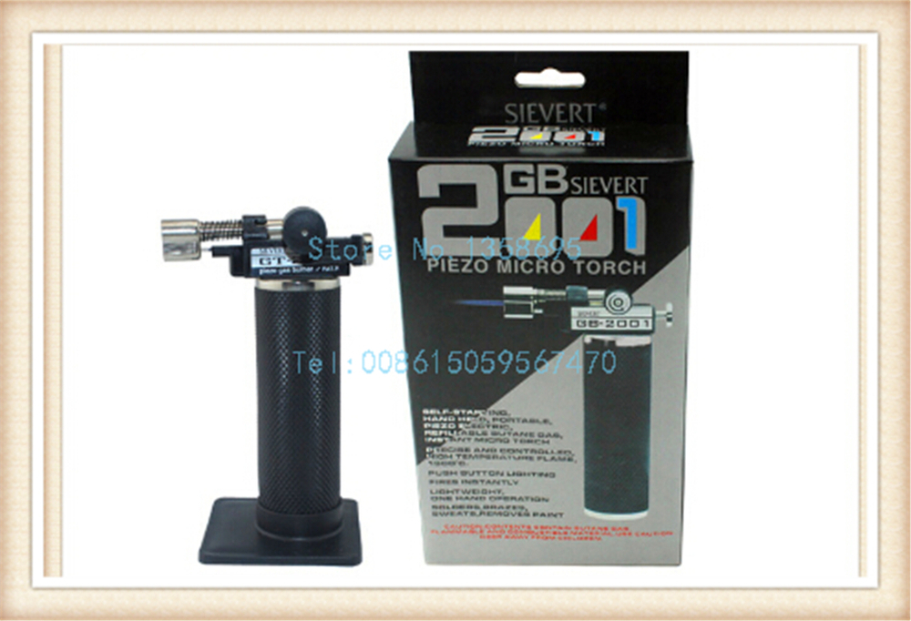Micro Gas Torch ,<font><b>GB2001</b></font> ,Gas Welding Torch, mini jewelry welding torch,jewelry cutting torch image