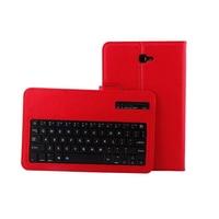 Wireless Bluetooth Keyboard For Samsung Galaxy Tab A 10 1 SM T580 T585 T580N T585N Pu
