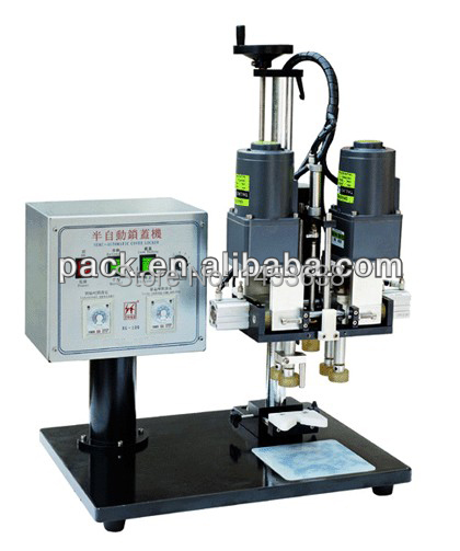 Kitchen Appliance Parts Sweet-Tempered Free Shipping Yl-p Spray Head Cap Screwing Machine,spray Caps Tightening Machine,screw Caps Capping Machine Food Processor Parts