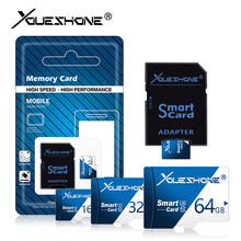 Terbaru Micro SD Card 128 GB Mini Sd Card 4 GB 8 Gb 16 GB 64 GB Memory Card 32GB tarjeta Micro Sd 32GB Flash Kartu Memori untuk Tablet(China)