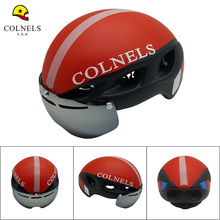 COLNELS Cycling Helmet  Mountain Bike Helmet Professional Ultralight Integrally-molded Adult Matte  goggles Bicycle Helmet