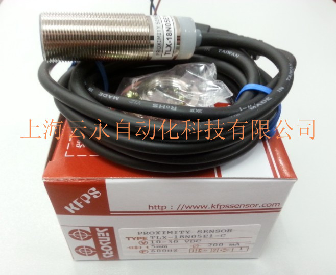NEW  ORIGINAL TLX-18N05E1-C Taiwan kai fang KFPS twice from proximity switch turck proximity switch bi2 g12sk an6x