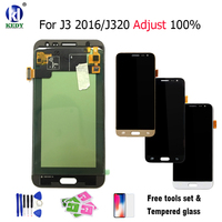 KEDY LCD Display With Touch Screen For Samsung Galaxy J3 2016 J320 J320A J320F J320M J320FN