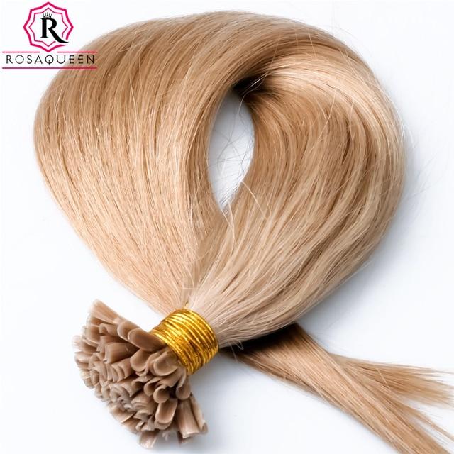 Aliexpress Buy Keratin U Tip Brazilian Hair Nail Tip Human Pre
